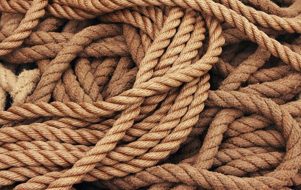 Cut and Restore Rope